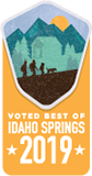 IdahoSprings Best Of Winner Logo