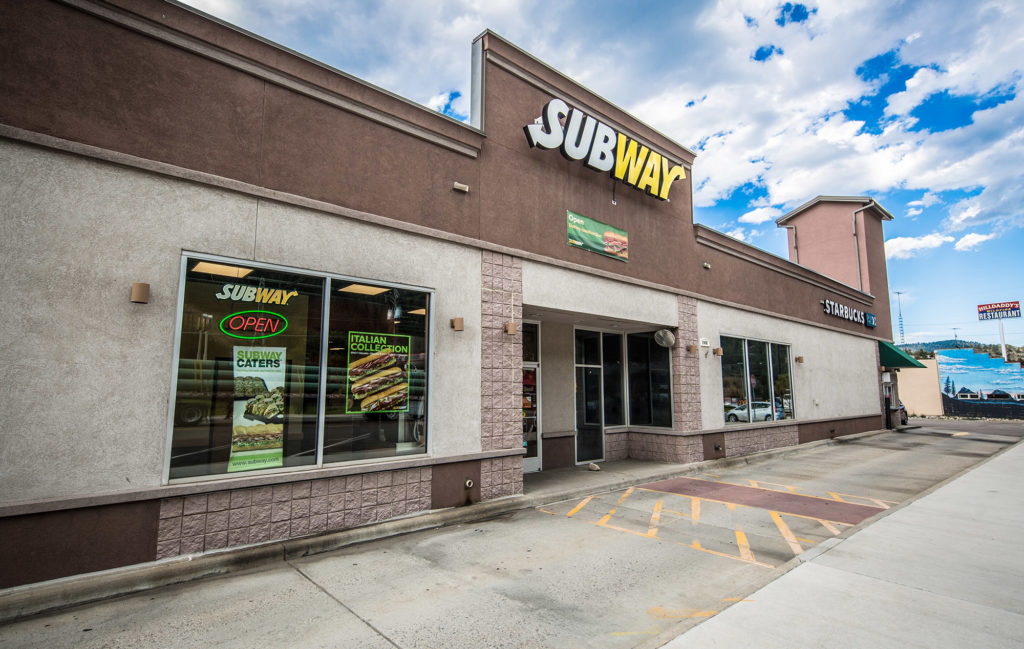 Subway Idaho Springs Deli Restaurant