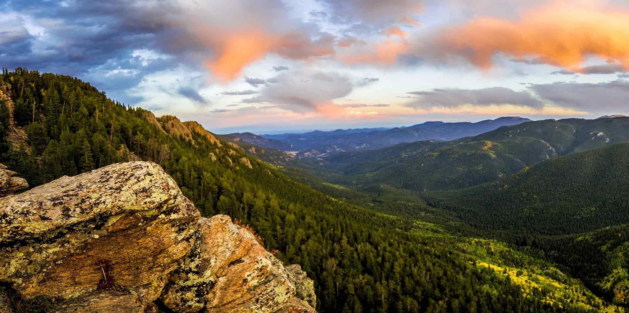Mount Evans Ascent Idaho Springs, Colorado