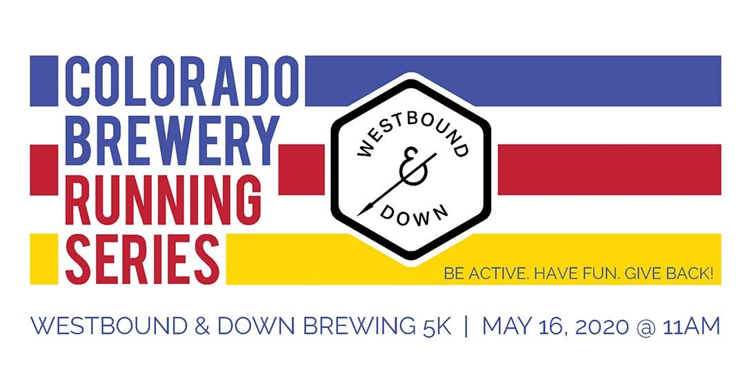 Westbound & Down Beer Run Brewery 5K in Idaho Springs Colorado