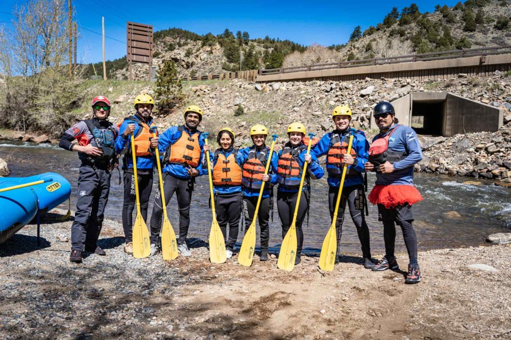 Clear Creek Rafting in Idaho Springs, Colorado