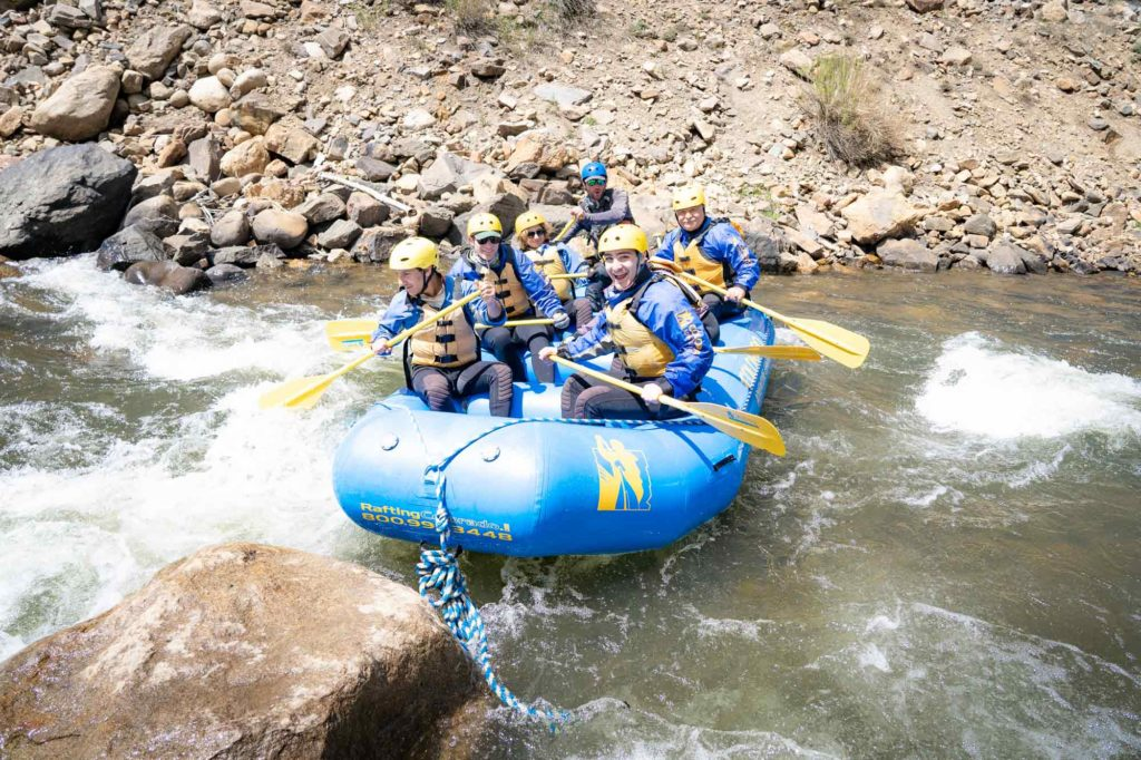 Colorado Adventure Center in Idaho Springs, Colorado - River Rafting in Idaho Springs