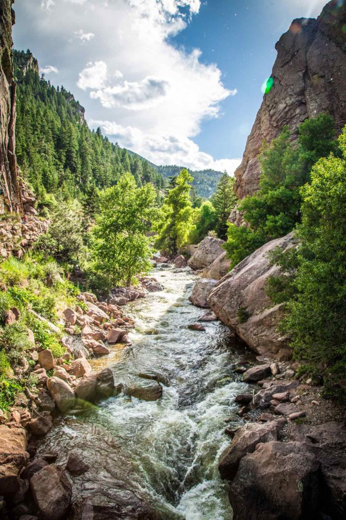 Idaho Springs River Rafting