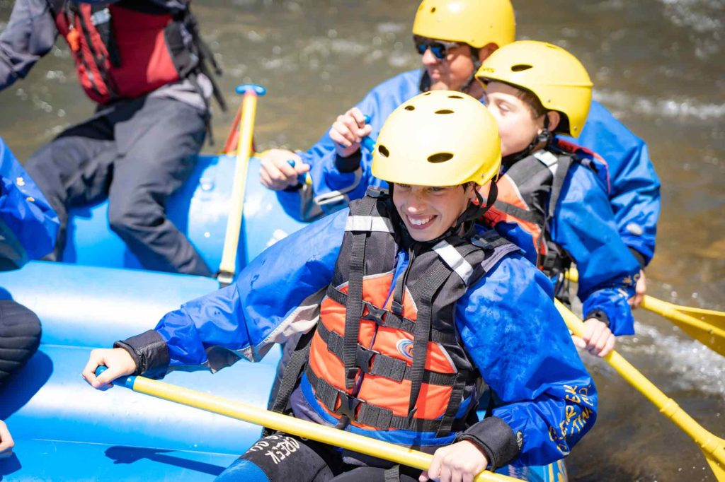 White Water Rafting Safety - Kids Can Have a Blast while Staying Safe!