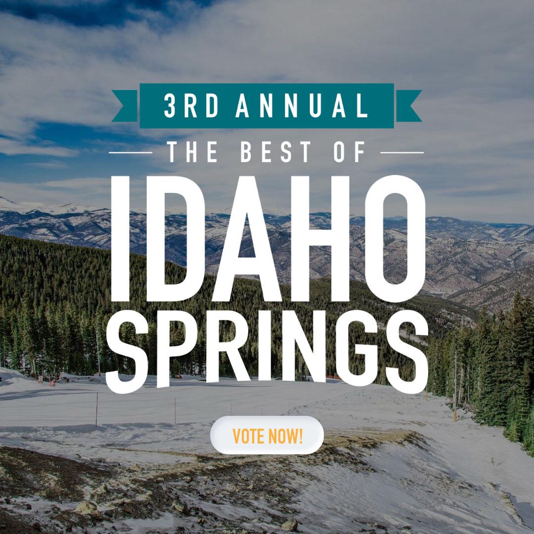best of idaho springs 2021