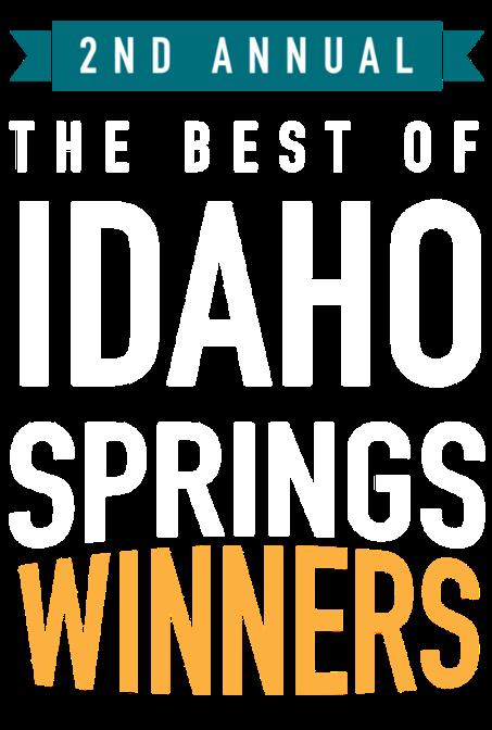 city of idaho springs best of winners