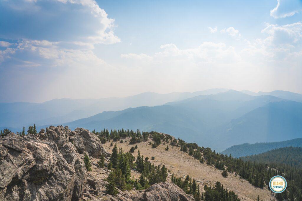 hikes near Idaho springs